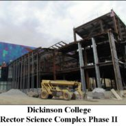 Dickinson College Rector Science Center
